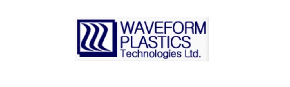波形塑料标志